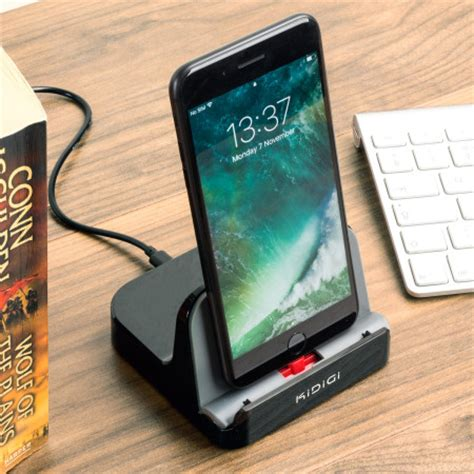 kidigi iphone  iphone   charging dock