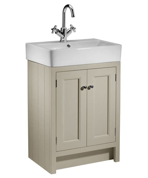 Roper Rhodes Hton 550mm Countertop Unit Mocha And Basin Bathroom Basins Vanity Units