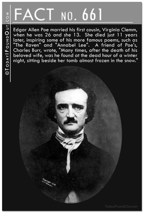 edgar allan poe biography facts 10 quick random facts celebrities interesting people