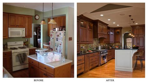 kitchen remodel before and after ideas top 20 remodeling kitchen bathroom ideas on a budget