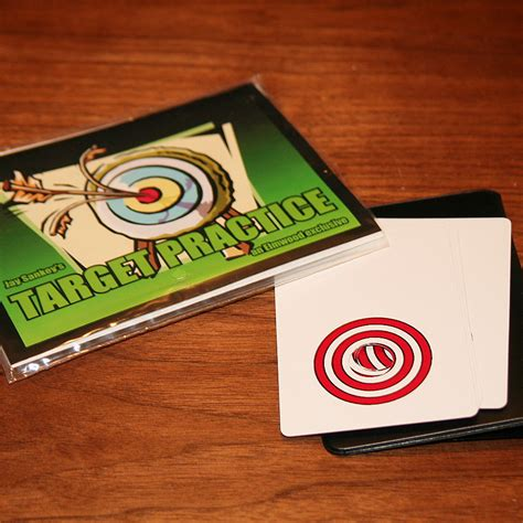 Target Gift Card Collection - target practice by jay sankey martin s magic collection
