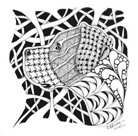 doodle pattern animals 125 best zentangle cats dogs images on pinterest