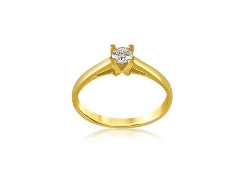 Engagement ring with 0.56 ct   0.08 ct diamonds   Itai