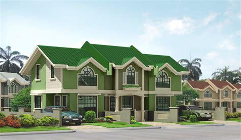 imagenes de casas verdes modelos de casas dise 241 os de casas y fachadas dise 241 os de