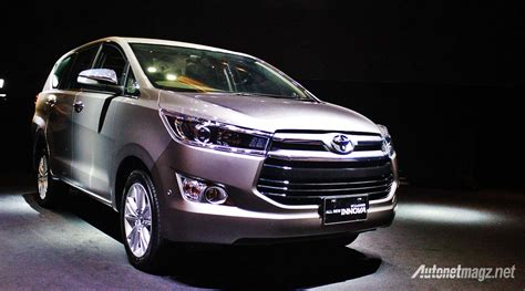 Lu Mobil Kijang Innova Impression Review All New Toyota Kijang Innova 2016