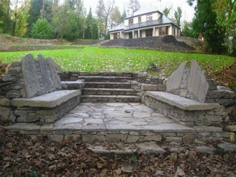 stone bench ideas 226 best patio furniture options images on pinterest