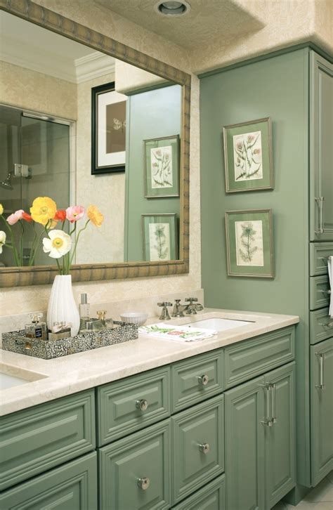 second bathroom vanity green bathroom cabinets 28 images second story second
