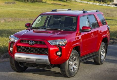 Toyota 4runner Clearance 2015 Toyota 4runner Ground Clearance Autos Post