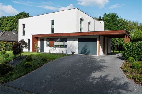 Carports Modern 1343 by Haus Alfter Designorientiertes Architekten Haus Im