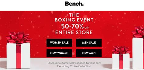 bench boxing day sale bench boxing day canada