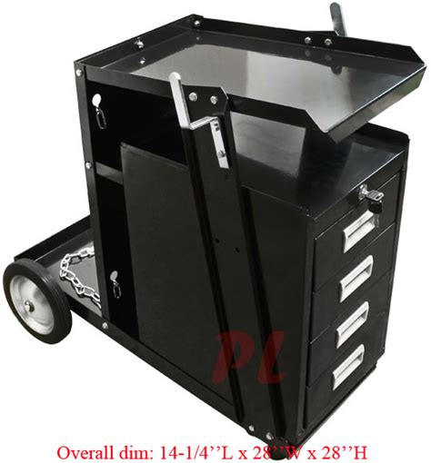 Mig Welding Cart With Drawers by Mobile Heavy Duty W Drawers Welder Cart Flux Mig Tig