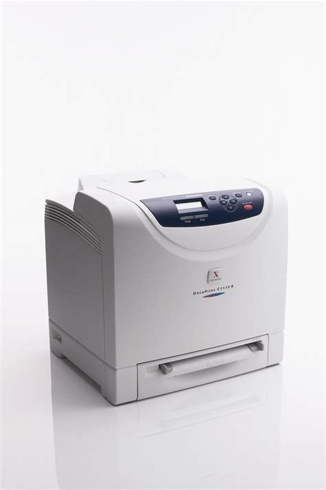 Printer Xerox C1110b fuji xerox printers launches docuprint c1110b and c1110 news www hardwarezone 174