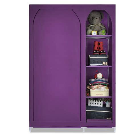 plastic free standing closet cheap folding cupboard