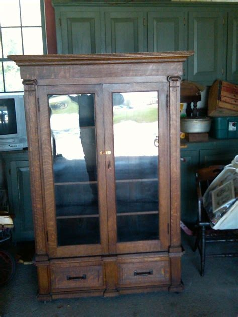 antique oak bookcase for sale antiques com classifieds