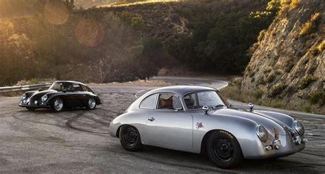 J Leno Singer Porsche by Emory Motorsports Porsche 356 Outlaws At Leno S Garage