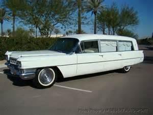1964 Cadillac Hearse 1964 Used Cadillac Hearse The Jfk Hearse At Desert