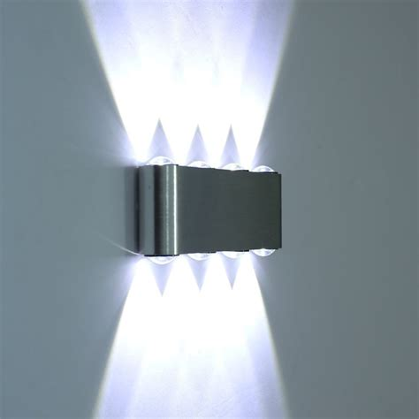 wall lights interesting led sconce indoor led wall sconce