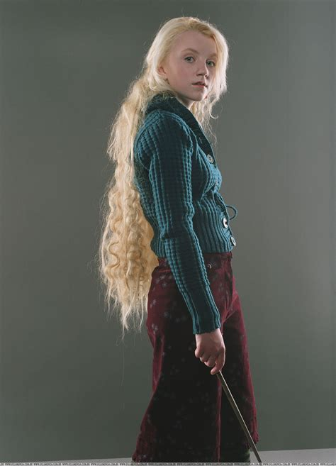 luna hairstyle the girls of harry potter images luna lovegood hd