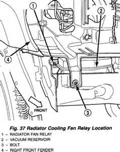 1989 lebaron radiator fan wiring diagram get free image about wiring diagram