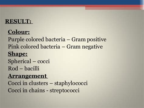 what color is gram positive gram staining