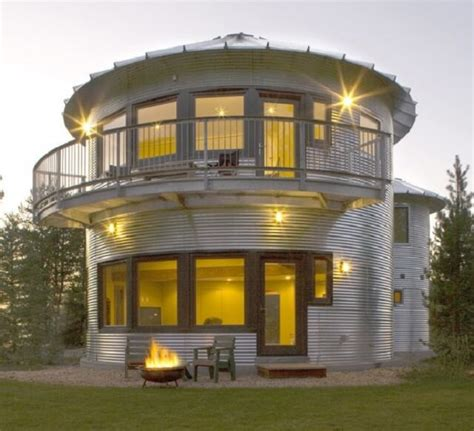 silo home plans silo homes insteading