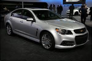 Holden Chevrolet Ss Gentleman S Dilemma Chevy Ss Or Holden Vf Commodore