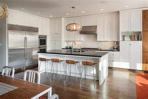 Edwardian Kitchen Ideas 6th Avenue Contemporary Kitchen San Francisco By Sutro Architects
