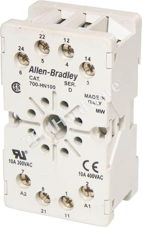 plc hardware allen bradley  hn series