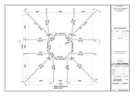 desain gambar ornamen gambar desain atap rumah kayu gontoh