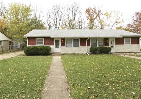 two bedroom houses for rent in indianapolis 5350 n kercheval dr 2 bedroom 1 bath house for rent in