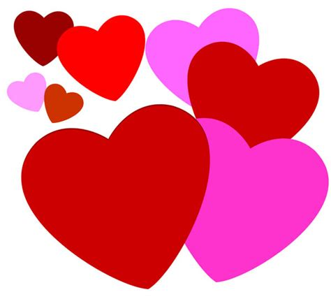 hearts pictures free pink hearts clipart free clipart images cliparting