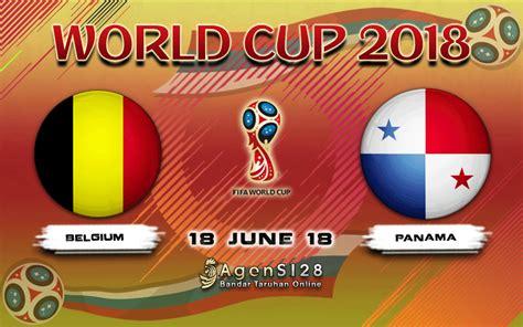 belgium vs panama prediksi pertandingan piala dunia belgium vs panama 18