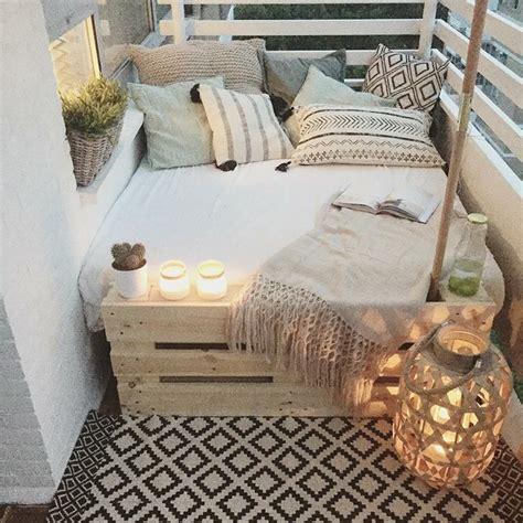 schlafdecke sommer 1001 ideen zum thema schmalen balkon gestalten und einrichten