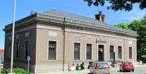 Rockland Post Office by Camden Maine An Encyclopedia