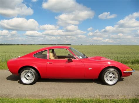69 opel gt opel gt 69 simply stunning unique history specification