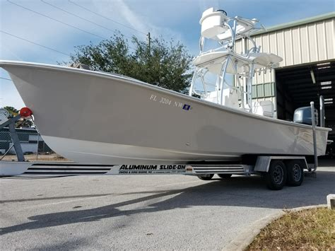 used everglades boats for sale used boats for sale gause built boats