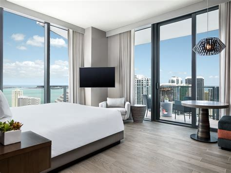hotel rooms in miami feng shui stylings anchor east miami s stunning design