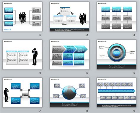 business strategy template powerpoint 5 free powerpoint e learning templates the rapid e