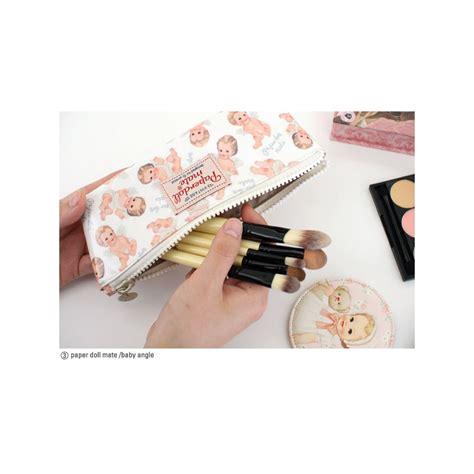 Paper Dolly Pouch 1 paper doll mate pen pouch kawaii panda cuter