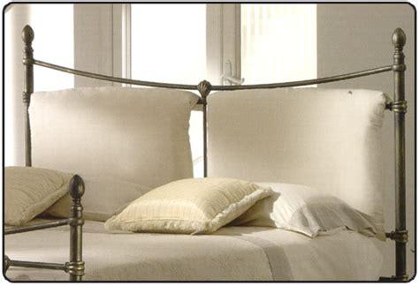 cuscini testata letto ferro battuto forum arredamento it cuscini per letto in ferro battuto