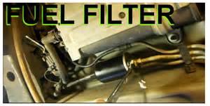 Buick Lesabre Fuel Replacement Fuel Filter Replacement Chevrolet Buick Lesabre