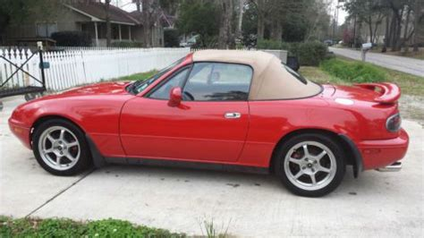 mazda united states buy used 1996 mazda miata in united states