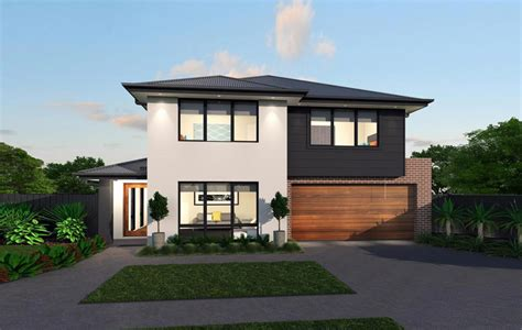 Small Three Bedroom House Plans new home designs nsw award winning house designs sydney