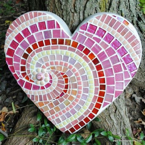 mosaic heart pattern 361 best images about mosaic hearts on pinterest heart