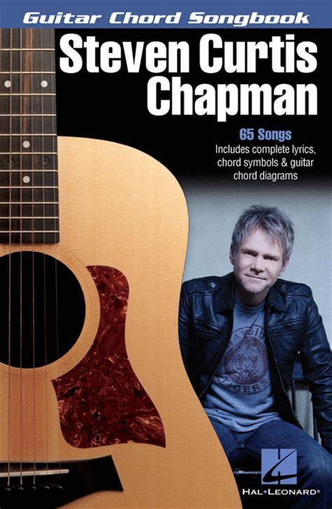 Sheet music: Steven Curtis Chapman (Lyrics and Chords)