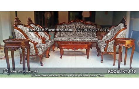 Kursi Tamu Meja Tamu Ukir Jepara set kursi tamu ukir jepara harga murah arif jati furniture