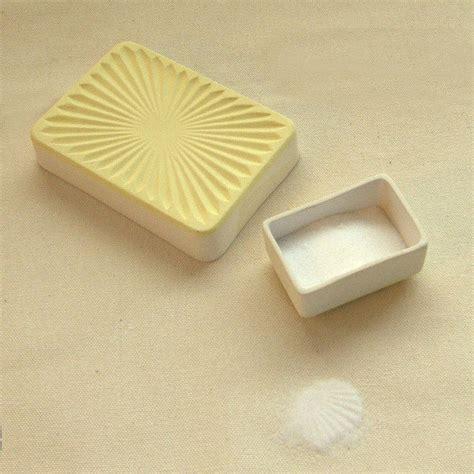 satin matte porcelain and glazed butter dish by helen rebecca ceramics notonthehighstreet com