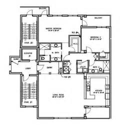 the floor plan of a new building is shown floorplans