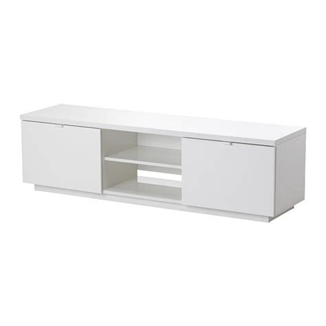 hi bench by 197 s tv bench high gloss white 160x42x45 cm ikea