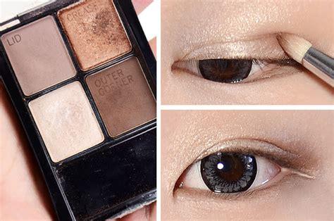 Tutorial Eyeshadow Wardah Coklat j fashion random asian news